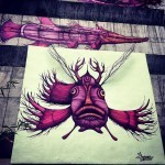 Sego New Mural In Mexico City