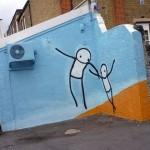 Stik New Mural In London