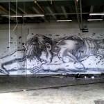Alaniz New Mural In Berlin, Germany