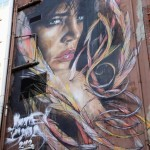Adnate x Shida New Mural In Melbourne, Australia