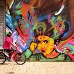 Stinkfish x APC New Mural In Bogotá, Colombia