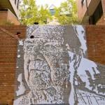 Vhils New Mural In Sydney, Australia