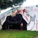 Alaniz New Mural In Luneburg, Germany