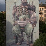 Aryz New Mural In Oslo, Norway