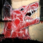 Awer New Murals In Genova & Massa, Italy