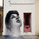 Ben Slow New Mural In London