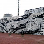 Bier & Brood New Mural In Rotterdam, Netherlands