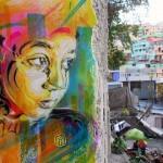 C215 New Street Pieces In Port-Au-Prince, Haiti (Part II)