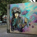 C215 New Street Art Pieces – Paris, France
