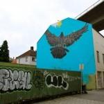 C215 New Street Art Pieces For Nuart '13 In Stavanger, Norway