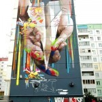 Case x Wow123 New Mural In Magnitogorsk, Russia