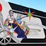 Celso Gonzalez x Juice New Mural In San Miguel de Allende, Mexico