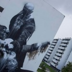 "Conor Harrington ""San Juan Fight Club"" New Mural – San Juan, Puerto Rico"