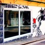 Cyrcle New Mural In Hong Kong