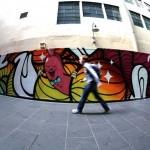 INSA x Dabs Myla New Mural In Melbourne, Australia