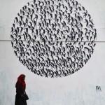 David De La Mano New Mural In Buenos Aires, Argentina