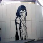 "DOLK ""Kitty Riot"" New Mural In Tokyo, Japan (Part IV)"