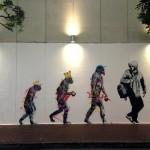 DOLK New Mural In Tokyo, Japan (Part III)