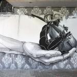 Dome New Mural In Karlsruhe, Germany