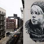ecb New Mural In New York City, USA