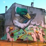 Ericailcane New Mural In Niort, France