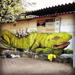 Ericailcane New Mural In Tuxla, Mexico