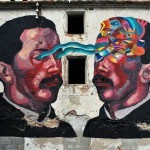 Ever New Mural In Amposta, Spain