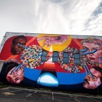 Ever New Mural In Richmond, USA
