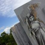 """Faith47 """"Marauders"""" New Mural For Los Muros Hablan '13 – San Juan, Puerto Rico"""