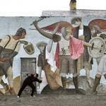Fikos Antonios New Mural In Limerick, Ireland