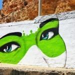Fin DAC New Mural In Ibiza, Spain