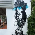 Fin DAC New Mural In Portsmouth, UK