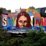 Fintan Magee x Maser New Mural In Dublin, Ireland