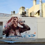 Fintan Magee New Mural In Newtown, Australia