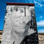 Sten Lex New Mural In Gaeta, Italy