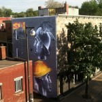 Gaia New Murals In Montreal, Canada