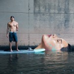 Hula unveils a new aquatic mural in Hawaii