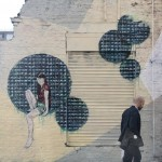 Jana & JS New Street Pieces In London, UK