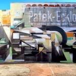 "Kofie ""Circulations"" New Mural On Larkin – San Francisco, USA"