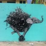 La Pandilla x Don Rimx New Mural In San Juan, Puerto Rico