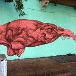 La Pandilla New Mural In San Juan, Puerto Rico