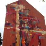 Steve Locatelli New Mural In Brussels, Belgium