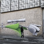 Ludo New Mural In Paris, France