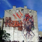 Lump New Mural In Lodz, Poland