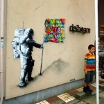 Martin Whatson New Street Piece – Chiba, Japan