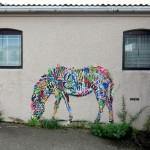 Martin Whatson New Murals For Nuart '13 In Stavanger, Norway
