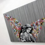 "Martin Whatson ""The Beauty Of Grey"" Paris Solo Show Opening Coverage"