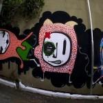 Mats New Mural In Sao Paulo, Brazil