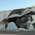 Mesa New Mural In Athens, Greece