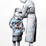 """Mr Brainwash """"Punk's Not Dead"""" New Print Available February 28th"""
